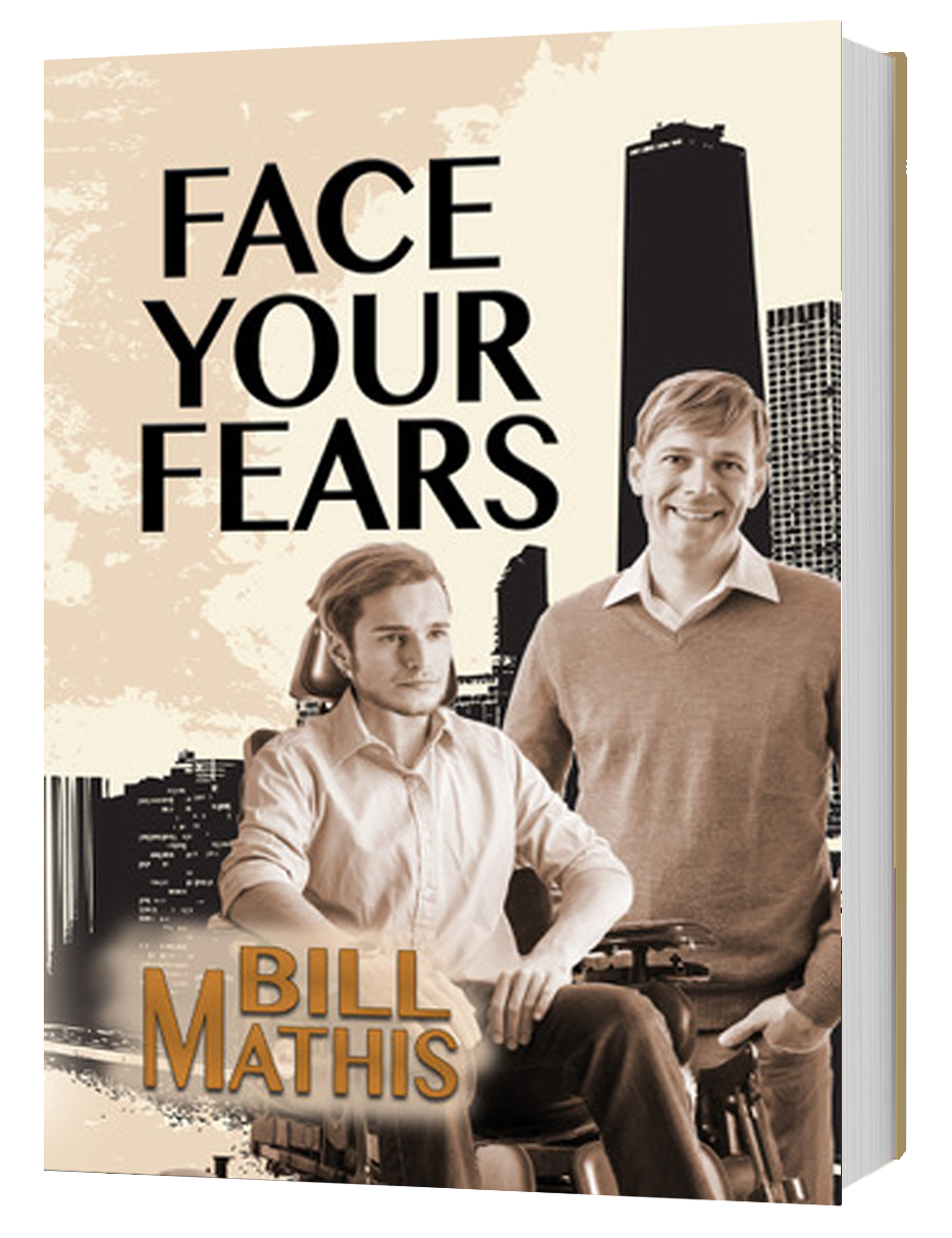 Face Your Fears Cover Bill Mathis